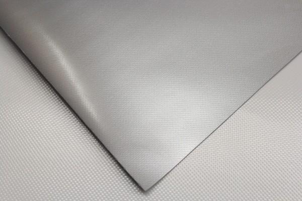 PVC Rollenware 2,50m breit, silber