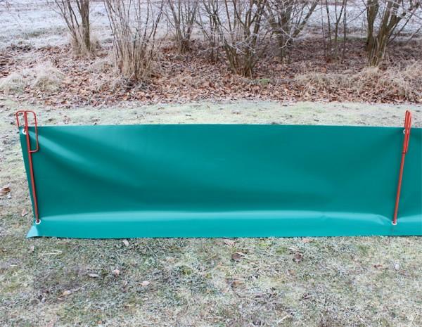 Reptilienschutzzaun 50 cm hoch