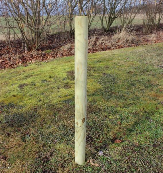 Holzpfosten rund Durchmesser 5cm, Länge 1,25m